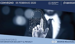 Osservatorio Information Security & Privacy